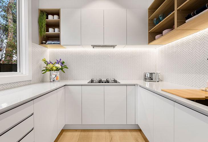 Kinsman Kitchens Scandi Butler's Pantry Design