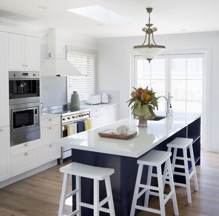 Design Inspiration Freestanding Kitchen Islands: Shaker Kitchen Cabinets