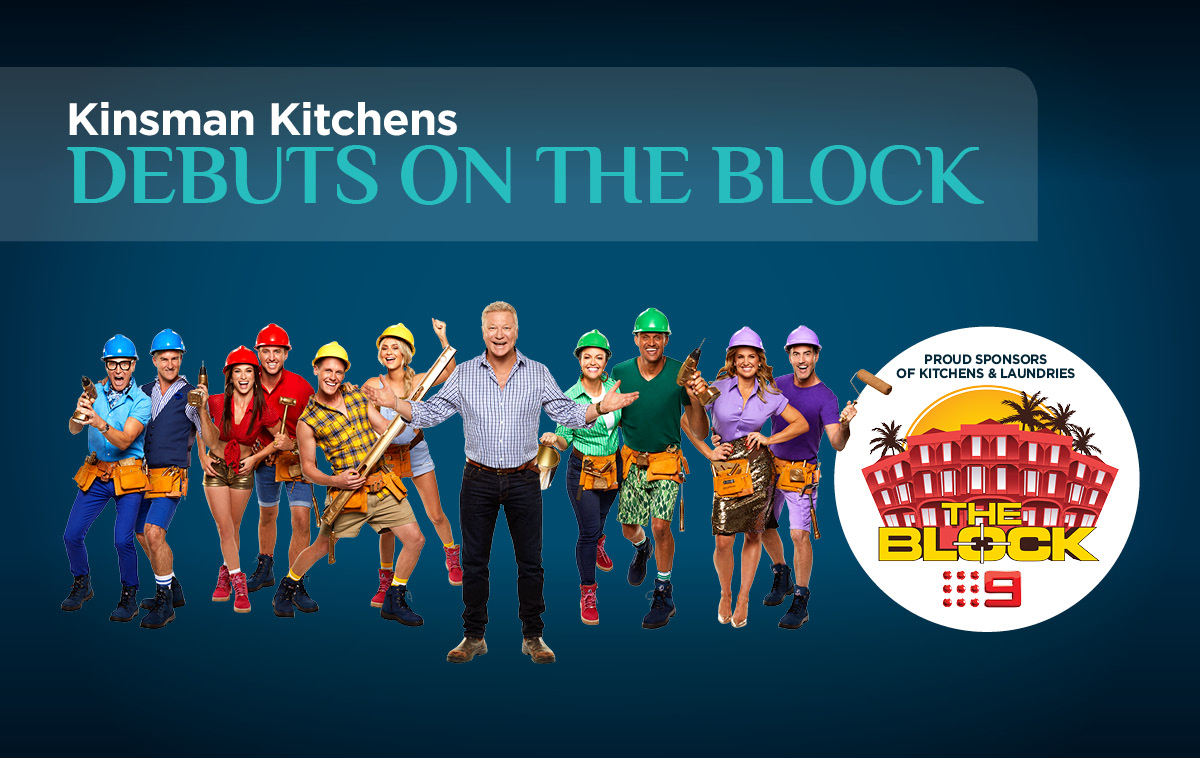 Kinsman Kitchens on The Block 2019