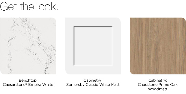 Kinsman Kitchens Get the Look Style: Modern Classic