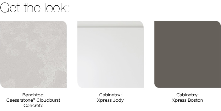 Kinsman Kitchens Get the Look Style: Expressions