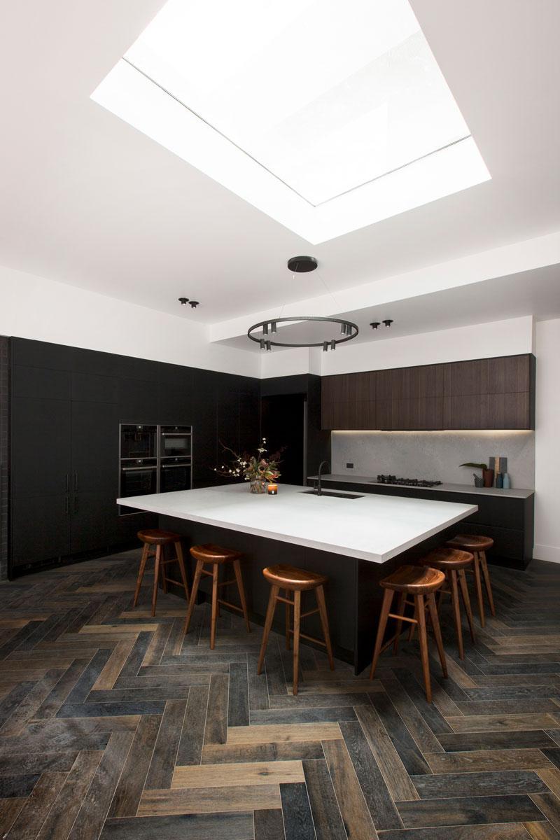 The Block House 2 - Tess & Luke Kitchen