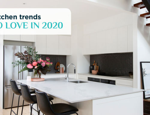 Kitchen Trends To Love in 2020