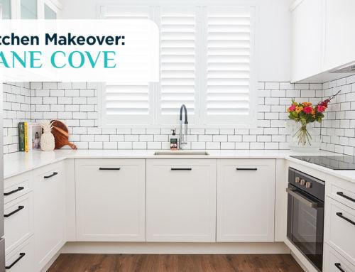 Kitchen Makeover: Lane Cove