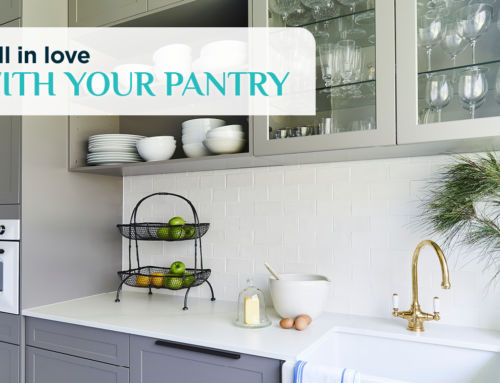 Fall In Love With Your Pantry