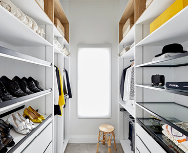 View Walk-In Wardrobes