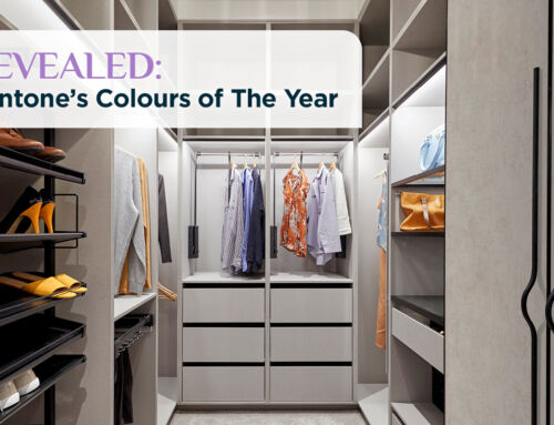 REVEALED: Pantone's Colours of The Year