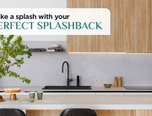 Make a Splash With Your Perfect Splashback