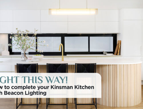 Light This Way! How To Complete Your Kinsman Kitchen With Beacon Lighting