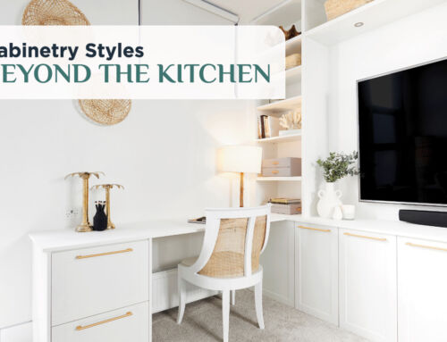 Cabinetry Styles Beyond the Kitchen