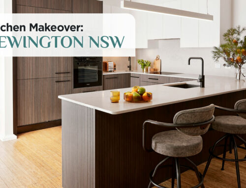 Kitchen Makeover: Newington, NSW
