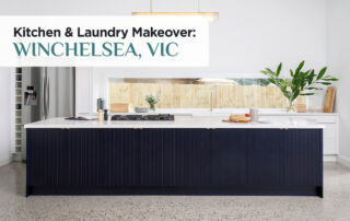 Kitchen and Laundry Makeover