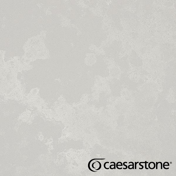 Benchtop & Splashback: Caesarstone® Cloudburst Concrete