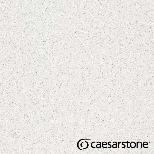 Benchtop& Splashback: Caesarstone® ® Intense White