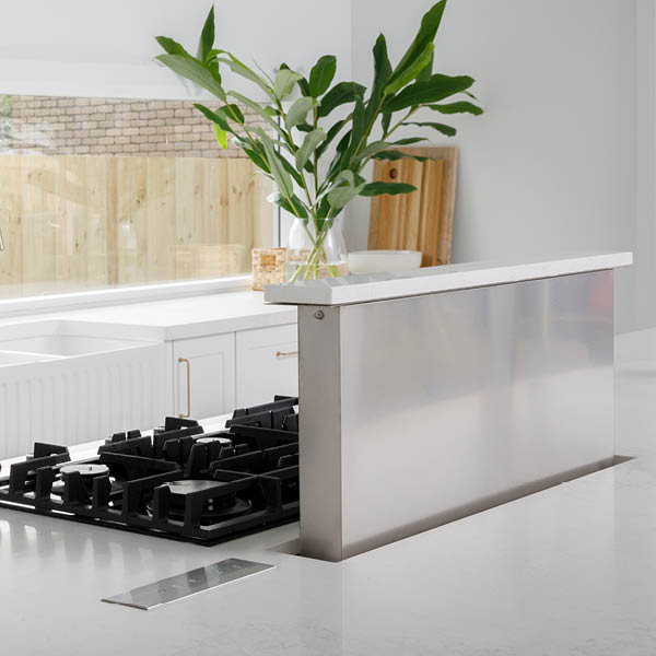 Winchelsea  Integrated Ranghood & Gas Cooktop From The Good Guys