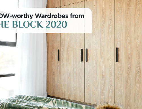 WOW-worthy Wardrobes from The Block 2020