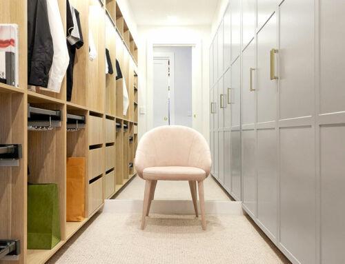 The Block 2021 – Delicate Elegance Wardrobe