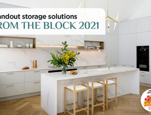 Standout Storage Solutions from The Block 2021